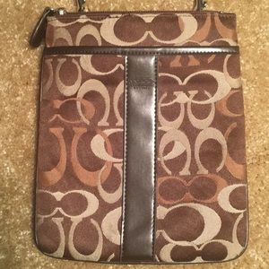 Small Coach Purse (Envelope style)